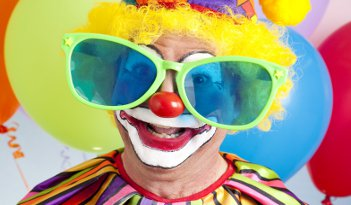 Clowns aus Rostock