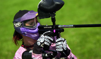 Paintball in Rostock