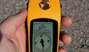 GPS-Rallye in Rostock